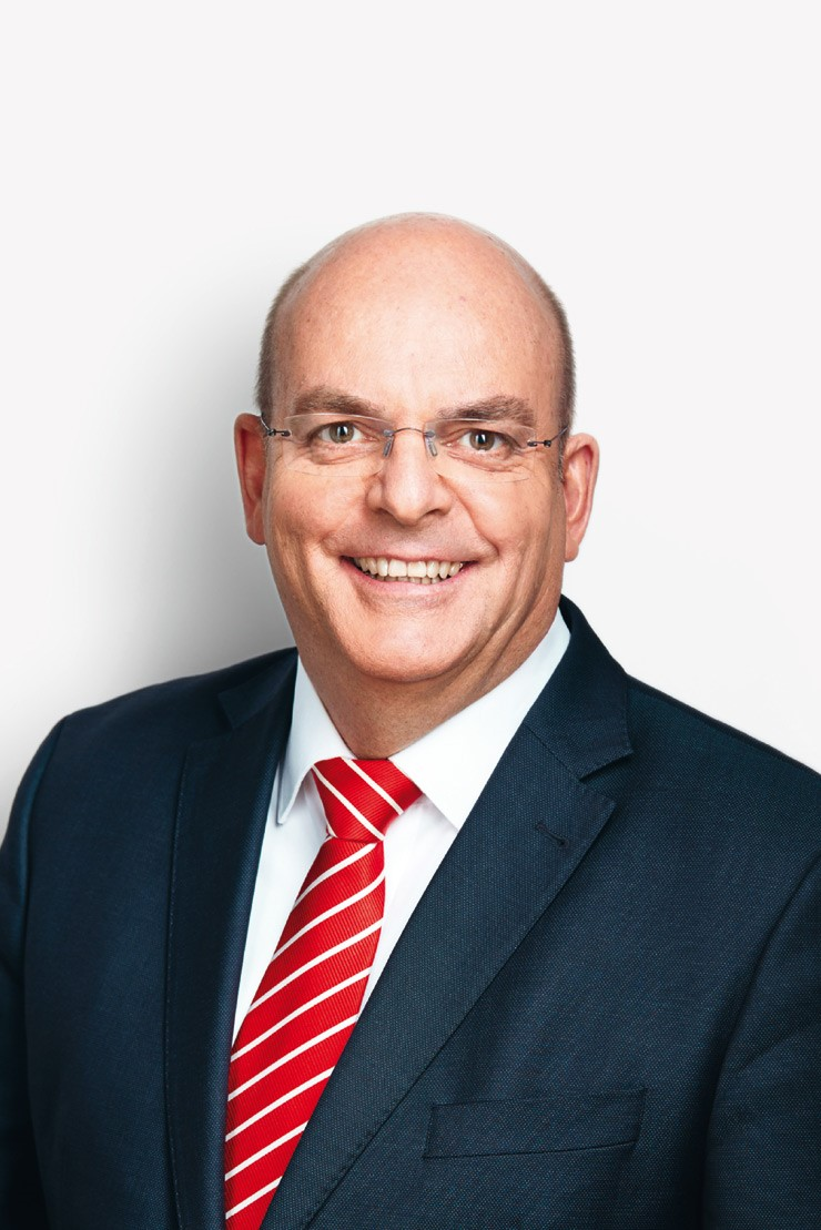 Dr. Edgar Franke MdB